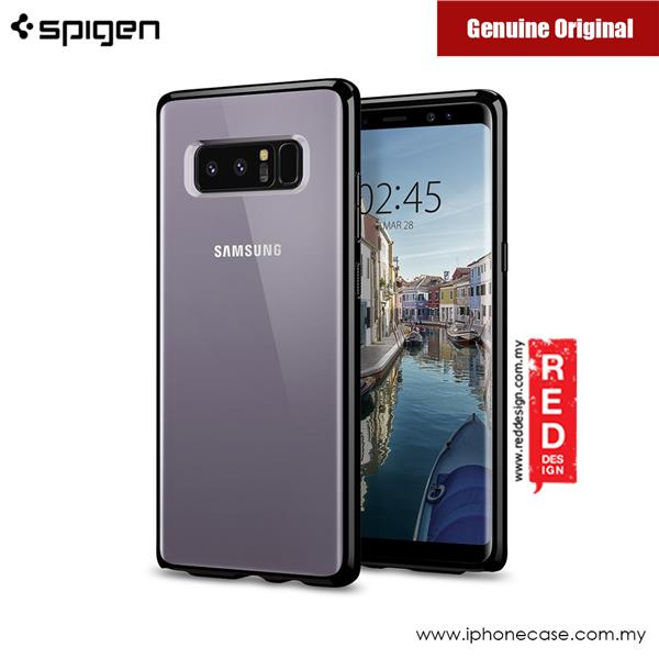Spigen Ultra Hybrid Case for Samsung Galaxy Note 8 (Midnight Black)