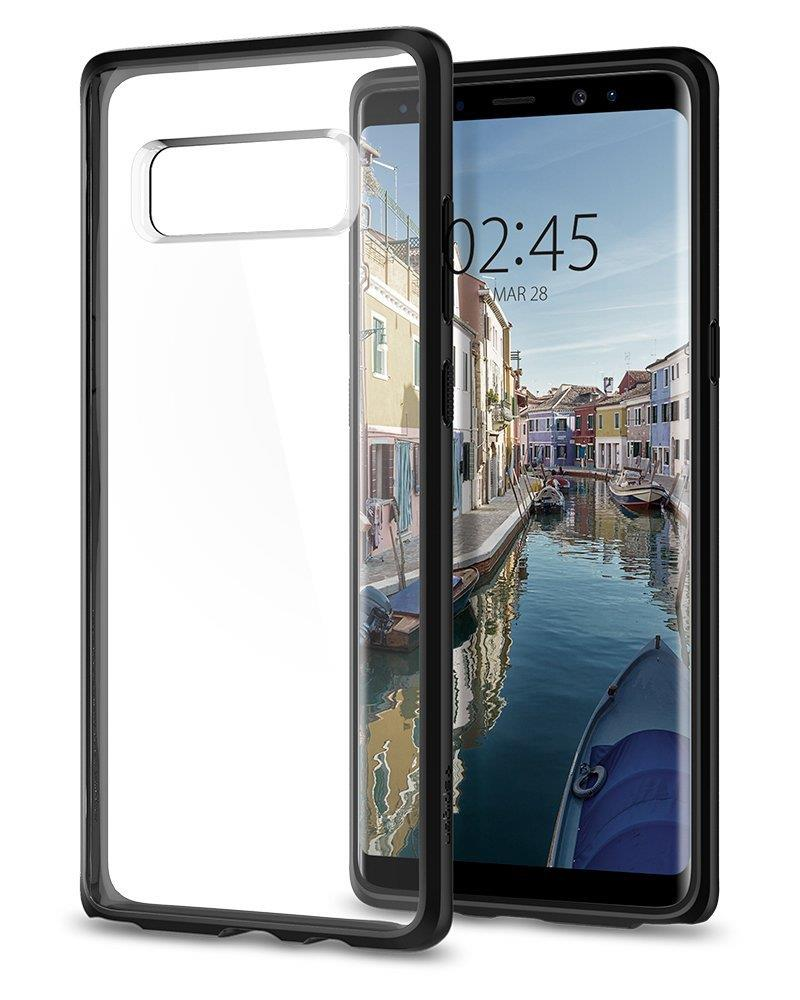 Spigen Ultra Hybrid for Samsung Galaxy Note 8 (Matte Black)