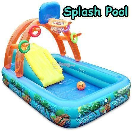 SPLASH SWIMMING POOL