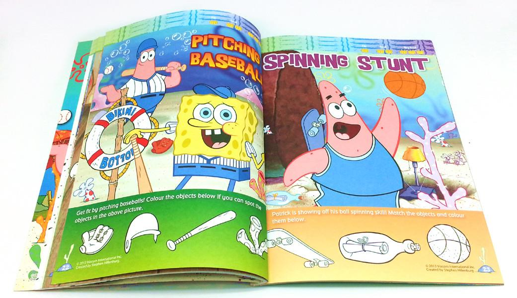 SPONGEBOB BIKINI BOTTOM MATCHES * Genuine licensed