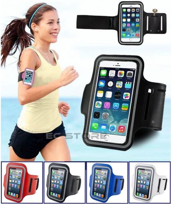 7ceb8c3be4fe Sport Gym Smartphone Phone Armband Cover Case iPhone Samsung Xiaomi. ‹ ›