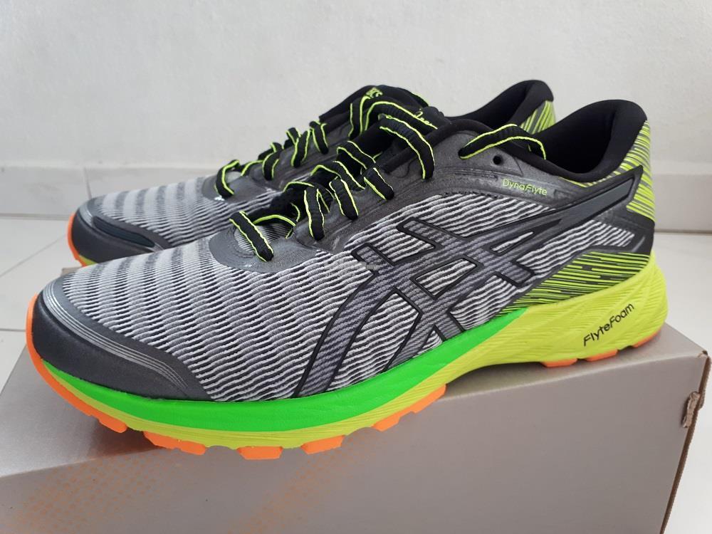 Sport Marathon Running Shoe Authentic ASICS DynaFlyte Jogging Shoe
