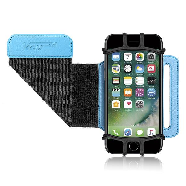 Sports arm wrist strap bag running multi function portable 5.5 inch