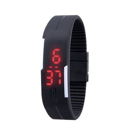 Sports Digital LED Wrist Watches Jogging Gym Hiking Camping Fashion LED Summer