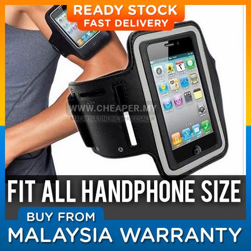 Sports Gym Armband Cover iPhone Samsung Sony Huawei Xiaomi Lenovo HTC