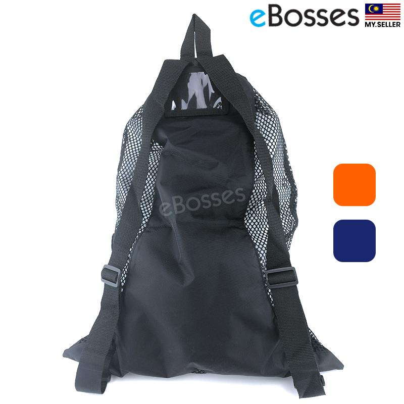 Sports Outdoor Sdo Mesh Equipment Bag Swimming Net Backpack
