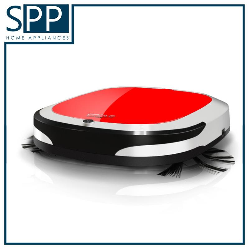 SPP CORILE Vacuum Cleaning Robot RED