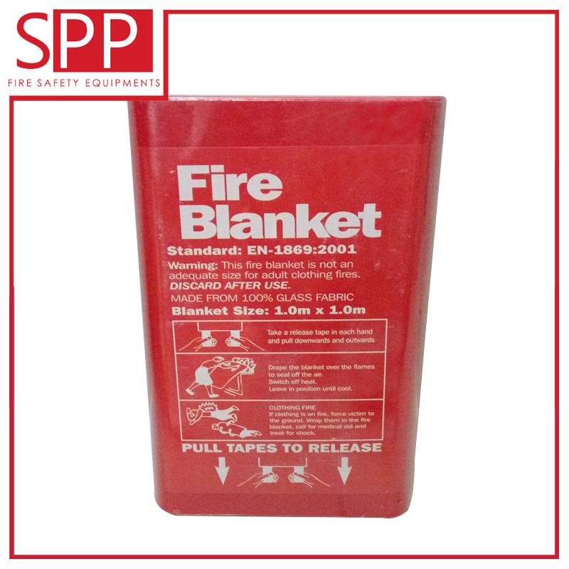 SPP Fire Blanket