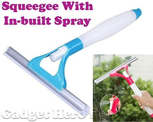 SPRAYING SQUEEGEE