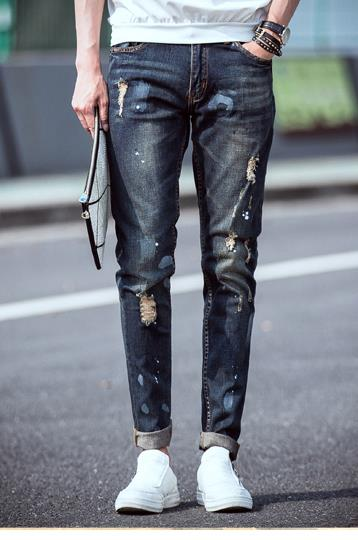NEW Spring Edition Korean Fashion, Quality Slim Fit Rugged Men Jeans