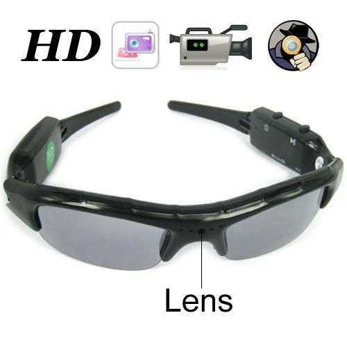 Spy Glasses Sunglasses Hidden Camera (end 2/17/2018 3:37 AM)