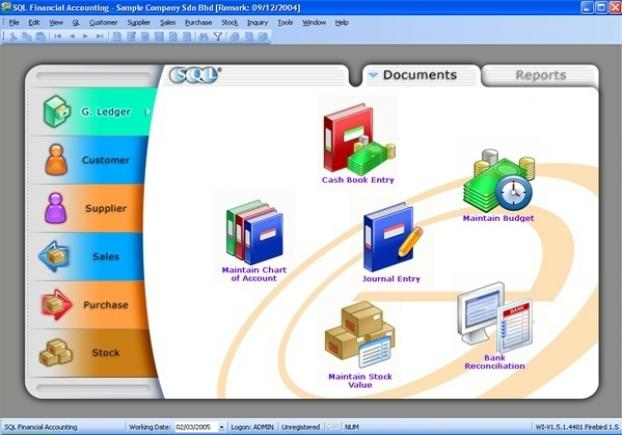 SQL Accounting Software Pro Version GST READY