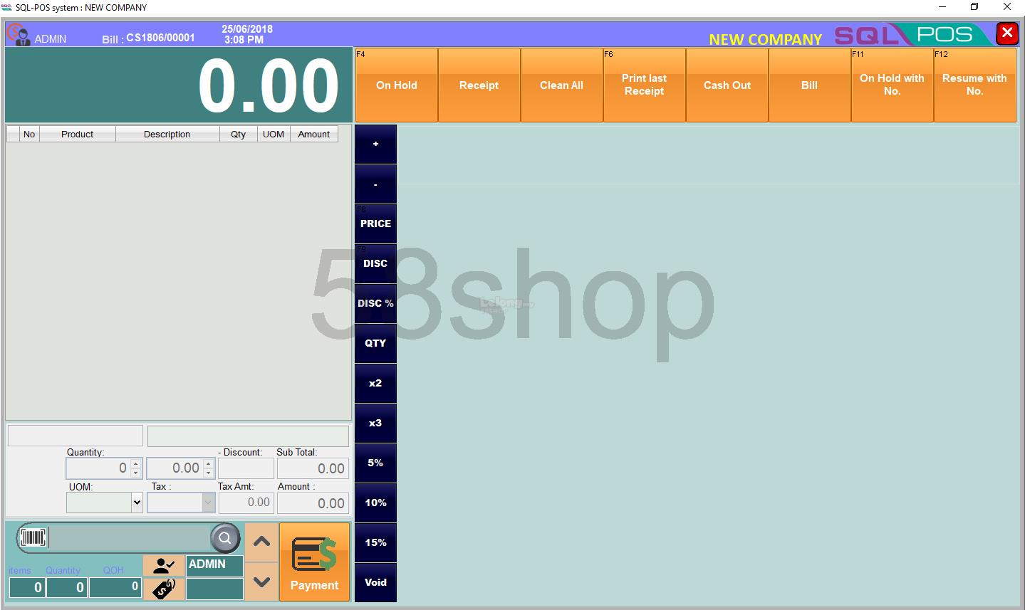 Sql Pos Sql Point Of Sales System End 2 1 2021 12 00 Am