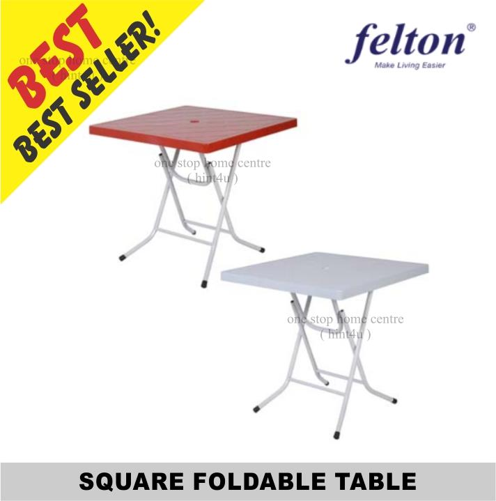 Square Foldable Table FST 881