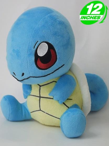 Squirtle Pokemon Go Pikachu Soft Toys Snorlax Evee Bulbasaur Dragonite