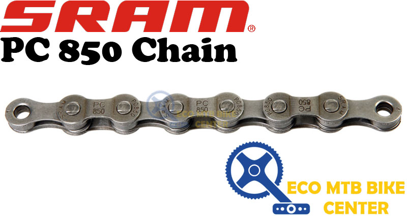 SRAM PC 850 Chain 8 Speed PowerLink Step 114 Links