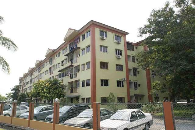 Sri Anggerik 1 Apartment for sale, Middle Floor, Bandar Puchong Jaya