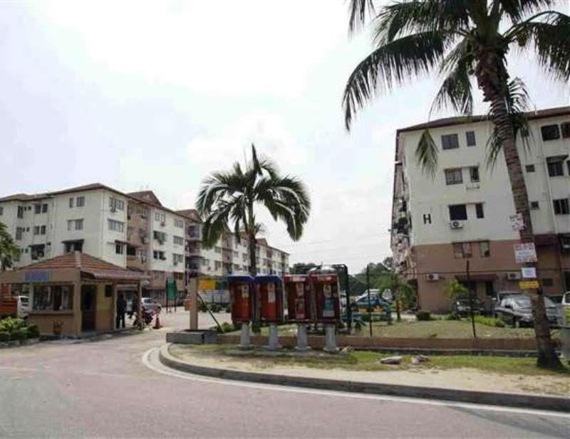 Sri Anggerik 2 Apartment for sale, Ground Floor, Puchong Jaya, Puchong