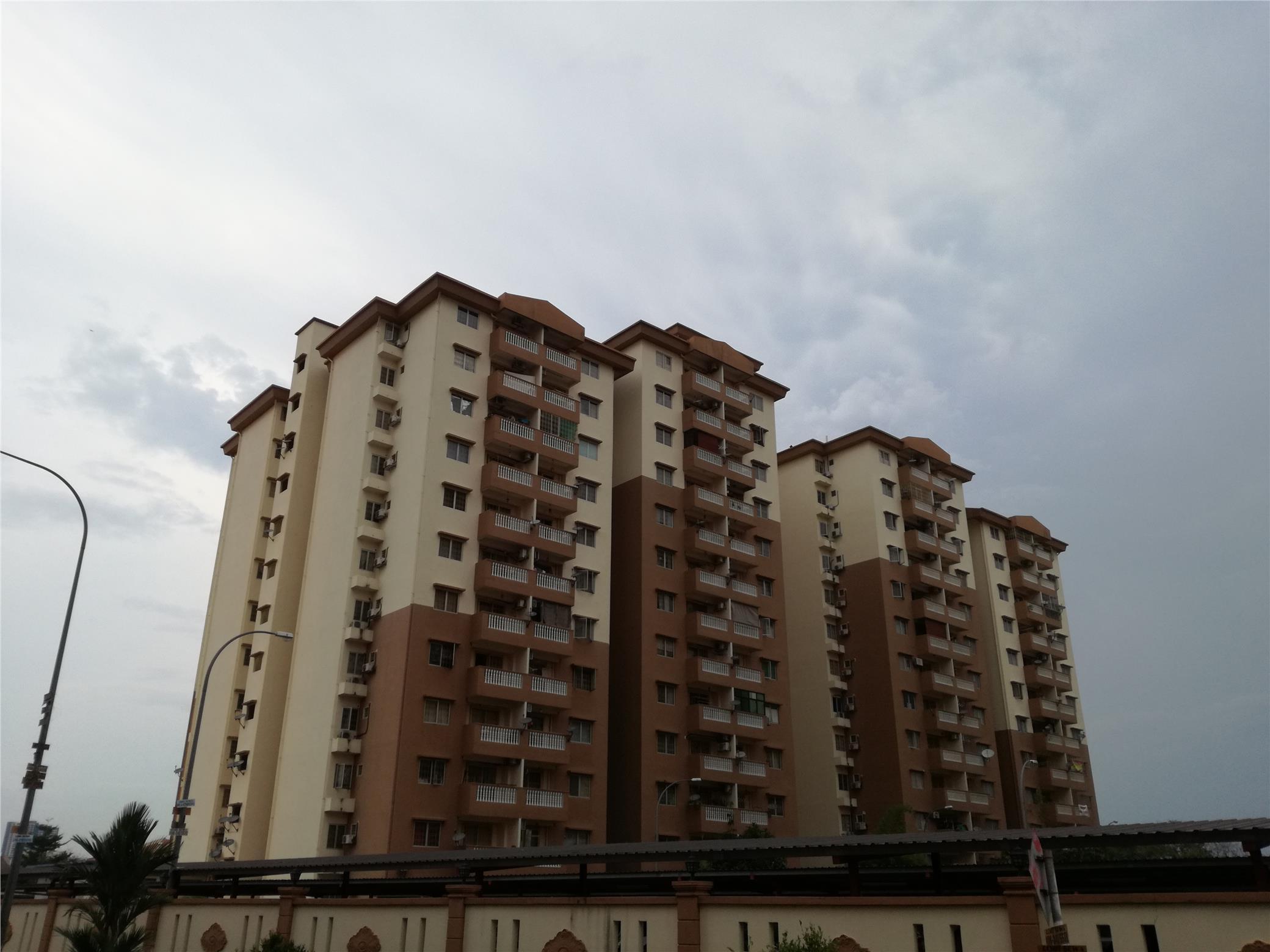 Sri Lavender Apartment Kajang Selangor For