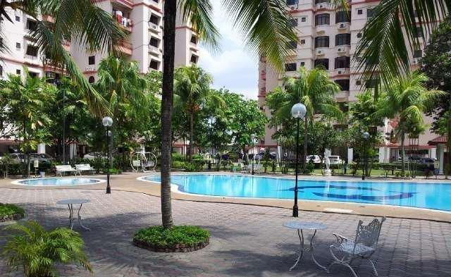 Sri Manja Court Penthouse for sale, Petaling Jaya, 2 Car Parks