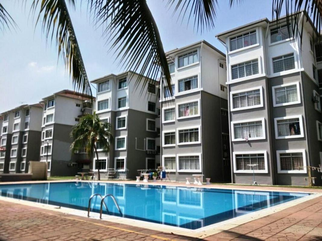 Delightful Sri Sunway Apartment For Sale, Near KESAS, Taman Kinrara, Puchong