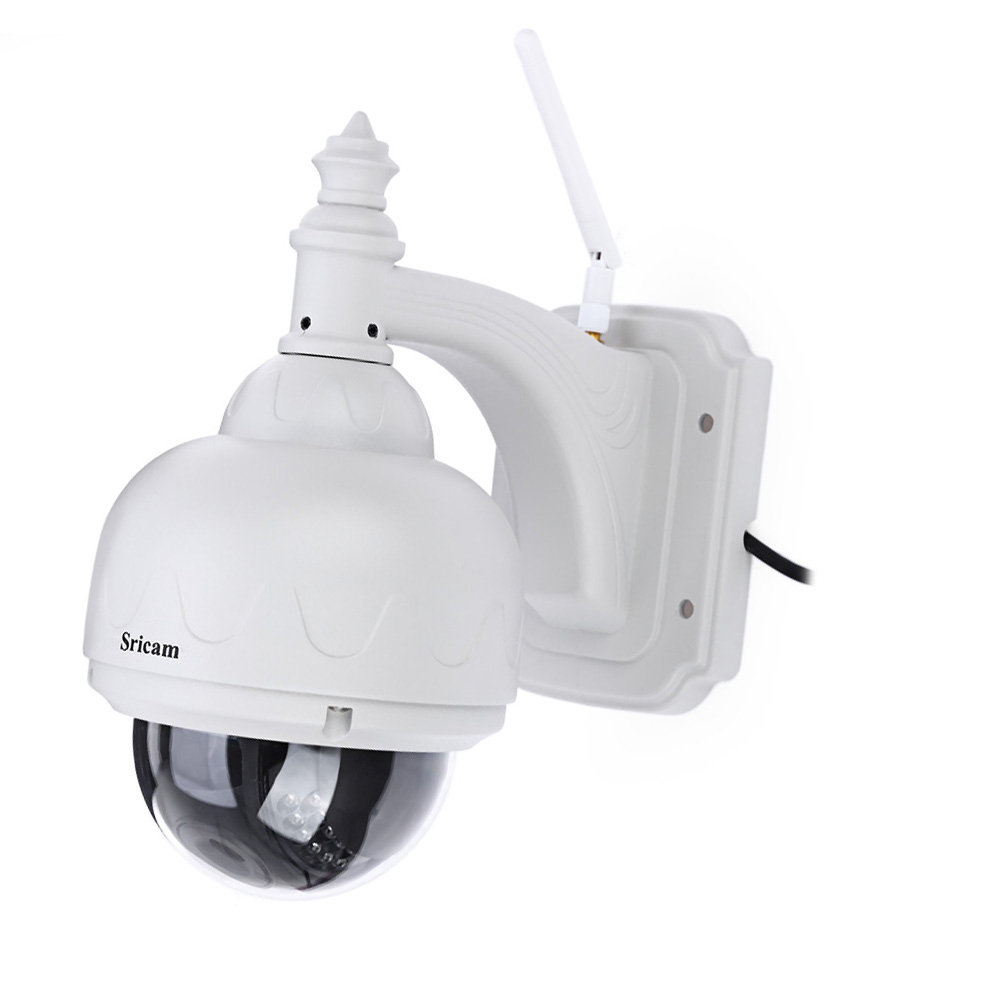 SRICAM SP015 720P H.264 WIFI IP CAMERA WIRELESS ONVIF IR NIGHT VISION ..
