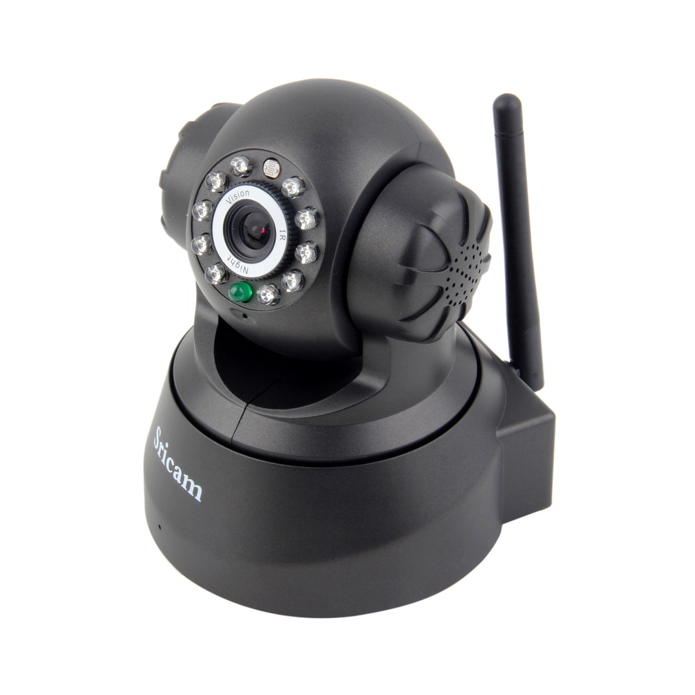 Sricam Wireless IP Webcam Camera Nig (end 8/28/2019 7:54 PM)