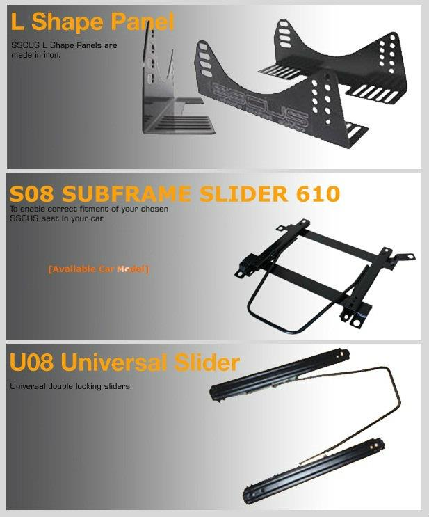 SSCUS SEAT ACCESSORIES