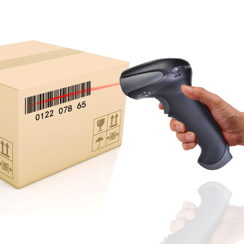 SSM Wired 1D Barcode Scanner Portable USB Cable Reader Bar Code For POS System