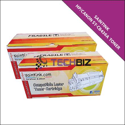 ST-CB436A SAINTINK HP/CANON COMPATIBLE LASER TONER CARTRIDGE