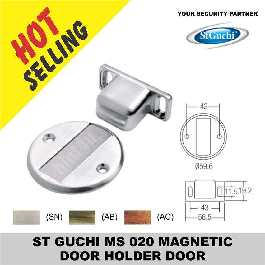 ST GUCHI SGDS-02 MAGNETIC DOOR STOPPER DOOR HOLDER  sc 1 st  Lelong.my & ST GUCHI SGDS-02 MAGNETIC DOOR STOPPE (end 8/8/2018 9:15 PM) pezcame.com