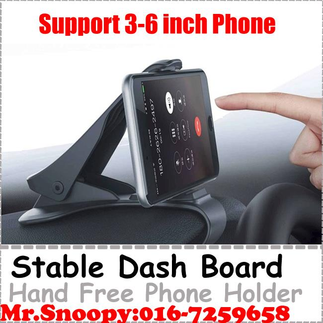 Stable Dash Board  Mobile Phone Holder Dash Board Clip Stand Phone Sta
