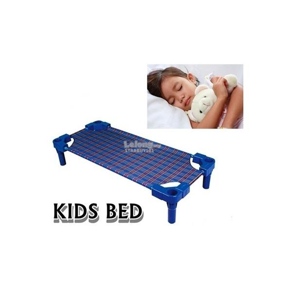 Stackable Kids Bed Size:138x57x26cm (end 1/14/2018 5:15 PM)