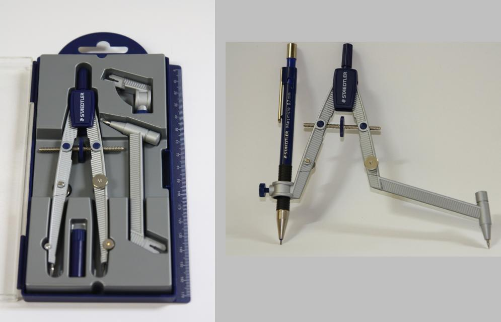 Staedtler Noris Club Compass Set