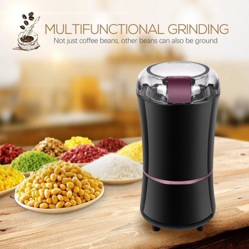 Stainless Steel Blade Electric Coffee Grinder for Coffee, Nuts, Beans