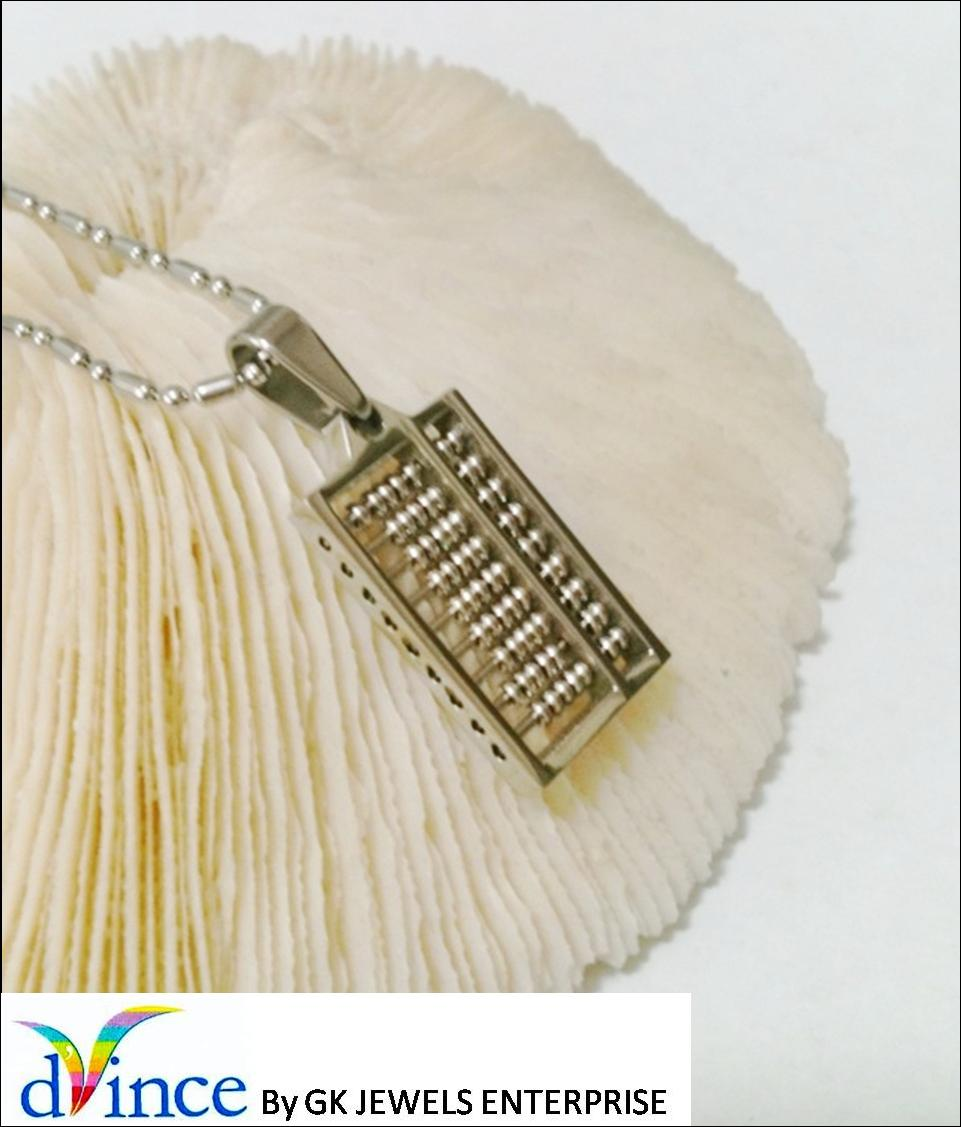 Stainless Steel Necklace *19 big (L :65cm , W :1.5mm)