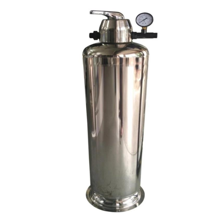 Stainless Steel Outdoor Filtration System