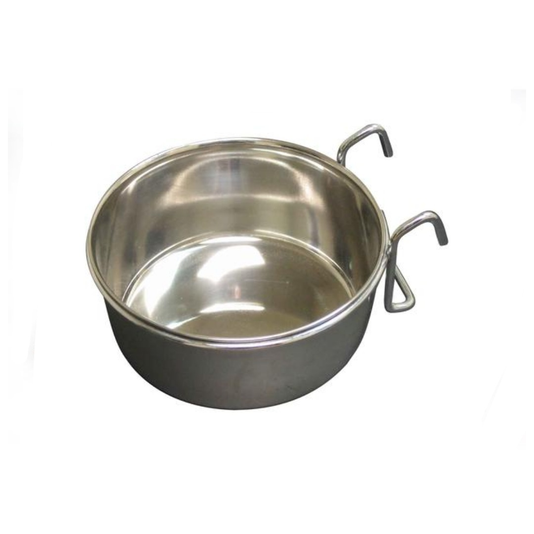 Stainless Steel Pet Bowl Size XS to XL