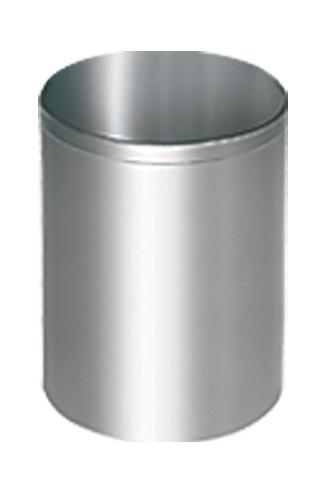 Stainless Steel Round Room Bin 200MM(DIA)X240MM(H) RB036SS