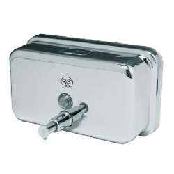 Stainless Steel Soap Dispenser SD187SS 200mm(W) x 70mm(D) x 115mm(H)