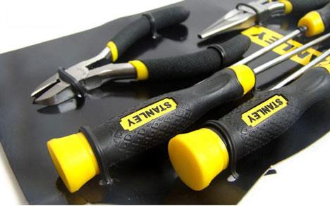 STANLEY 6 Pieces Slim Tool Set
