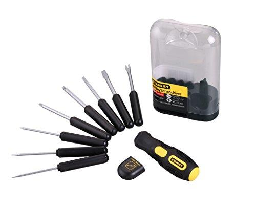 STANLEY 62-511 9 Way Screwdriver Set