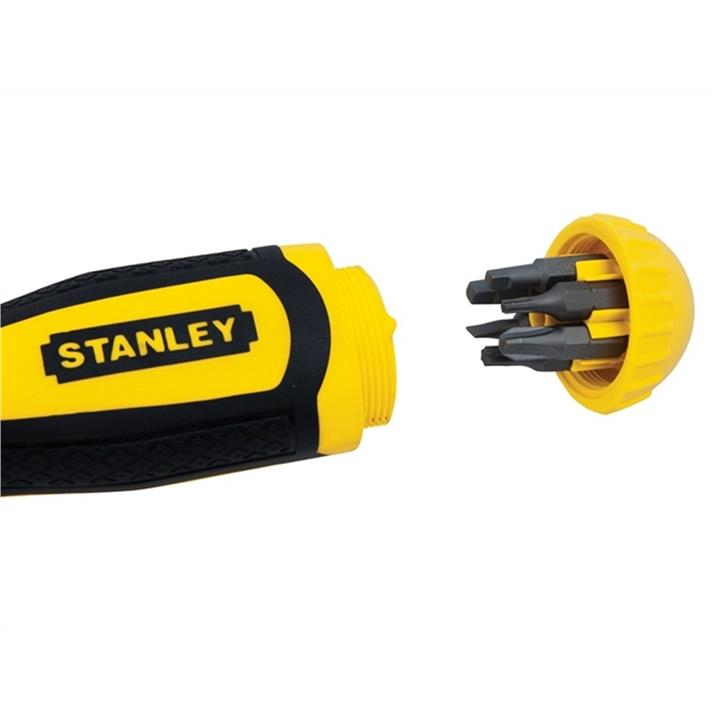 STANLEY 68-010 10 PCS MULTI-BIT RATCHETING SCREW DRIVE