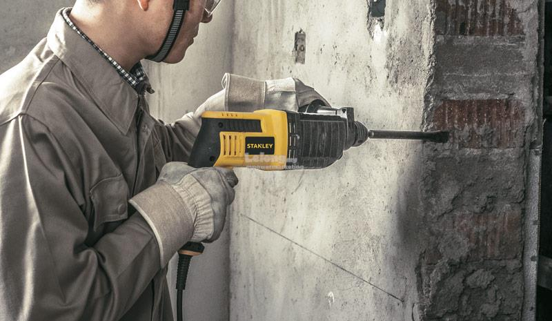 Stanley Rotary Hammer Drill 800W