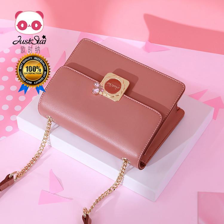 50b7d60b02 Just Star 172069 Premium Leather Crossbody Shoulder Bag Handbags. ‹ ›