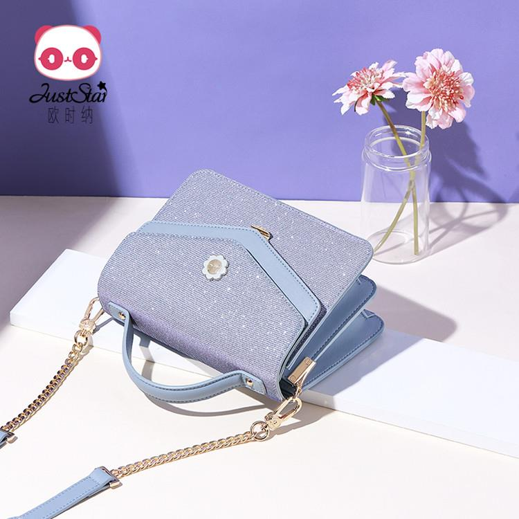 Just Star 172157 Women PU Leather Crossbody Shoulder Bag Handbags