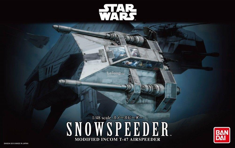 Star Wars - 1/48 Snowspeeder