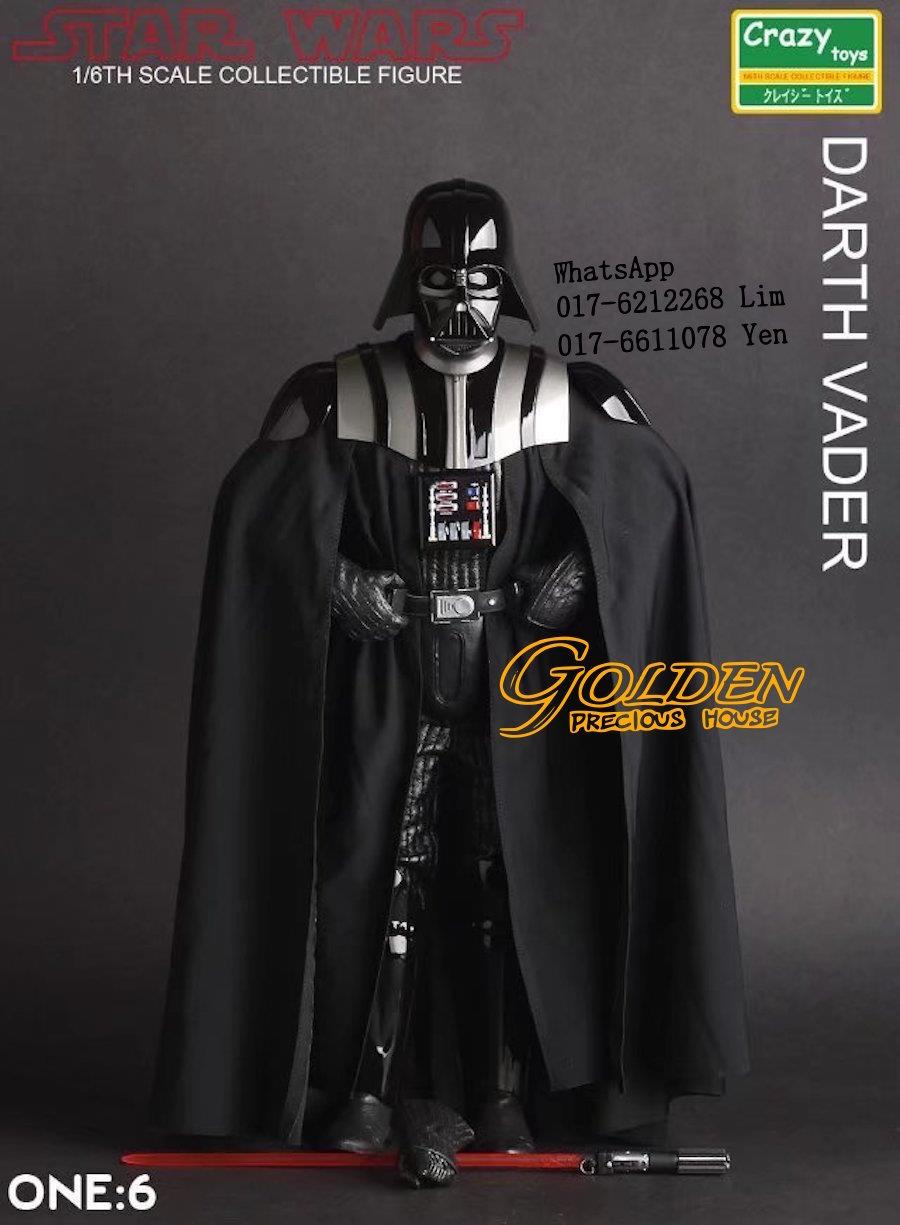 Food Delivery Darth Star