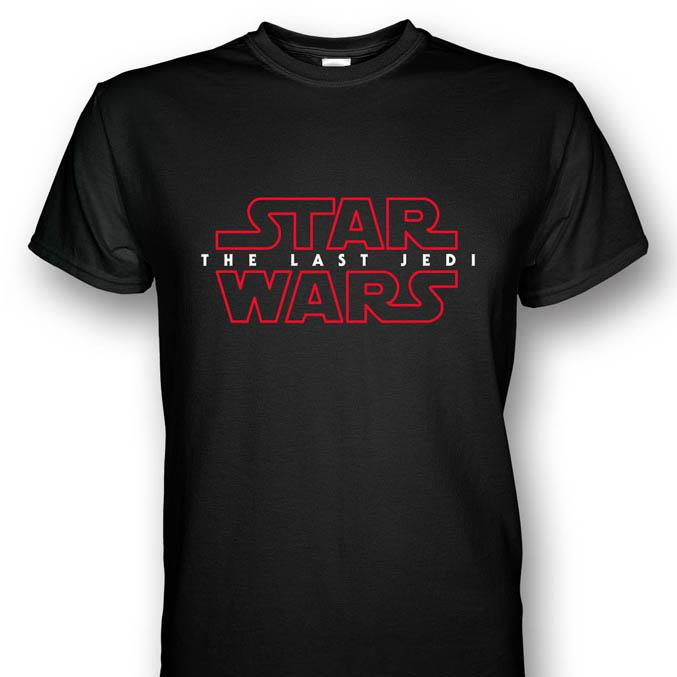 Star Wars The Last Jedi T-shirt