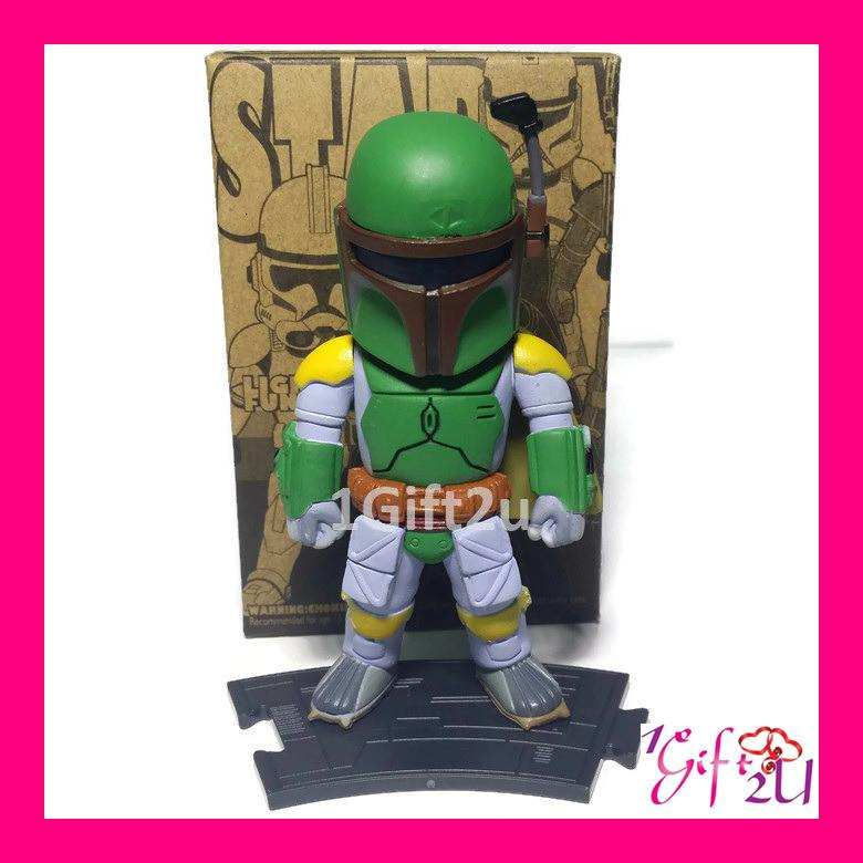 Star Wars Mini Boba Fett Collectible Action Figure
